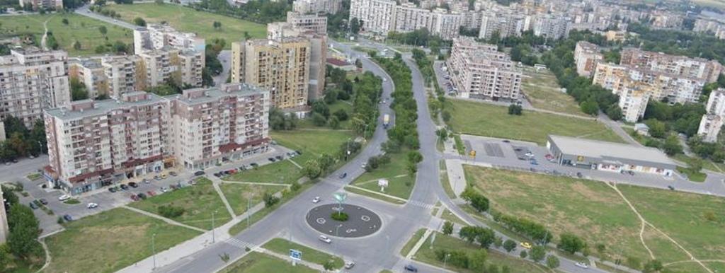 Район Тракия - Пловдив