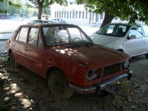 """Продължава репатрирането на излезли от употреба автомобили в район """"Тракия"""""""
