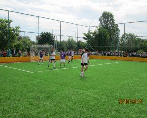 Футболно игрище Пловдив Тракия 1