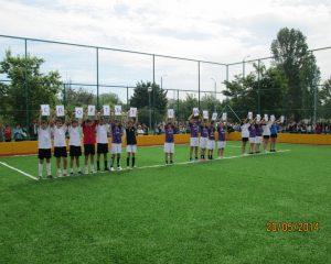 Футболно игрище Пловдив Тракия 2