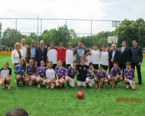 Футболно игрище Пловдив Тракия 3