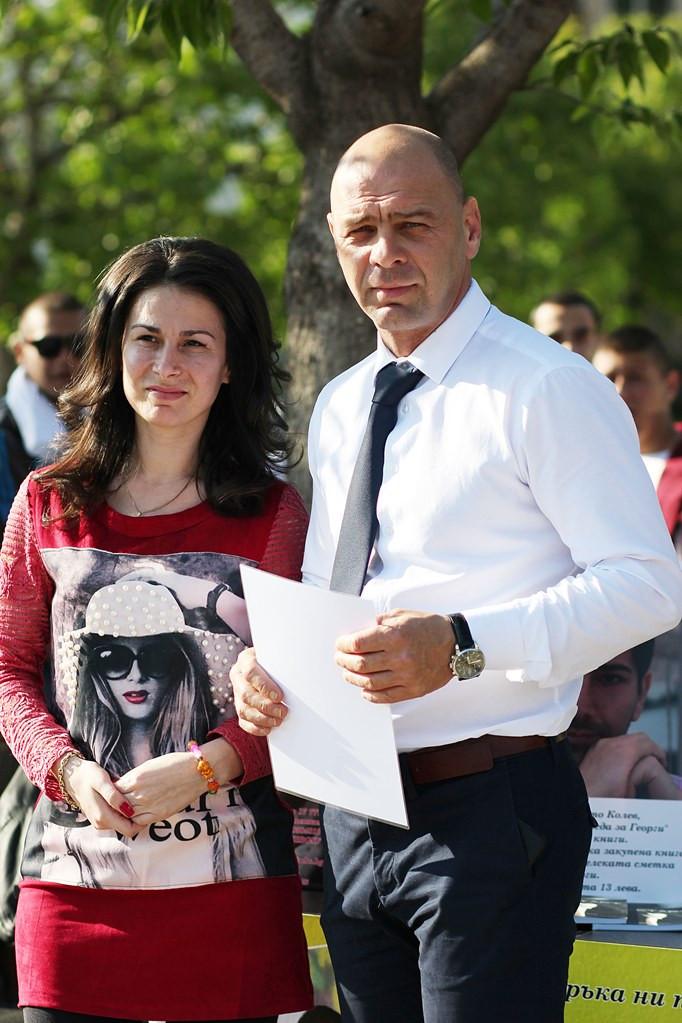 """Събраха 4500 за каузата """"Надежда за Георги"""" на концерт в """"Тракия"""""""