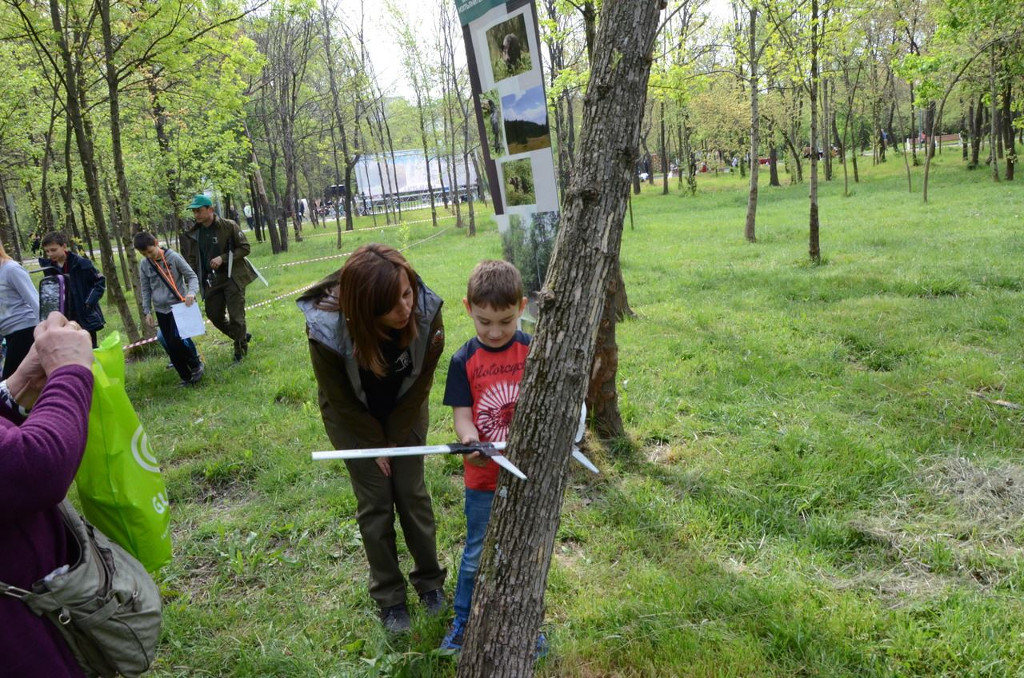 """С голям горски празник в """"Лаута"""" отбелязаха Седмицата на гората"""