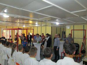 Зала Джудо Пловдив Тракия