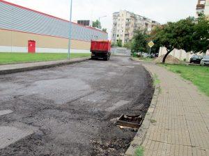 """Приключват ремонтите в Зона А-5 в район """"Тракия"""""""