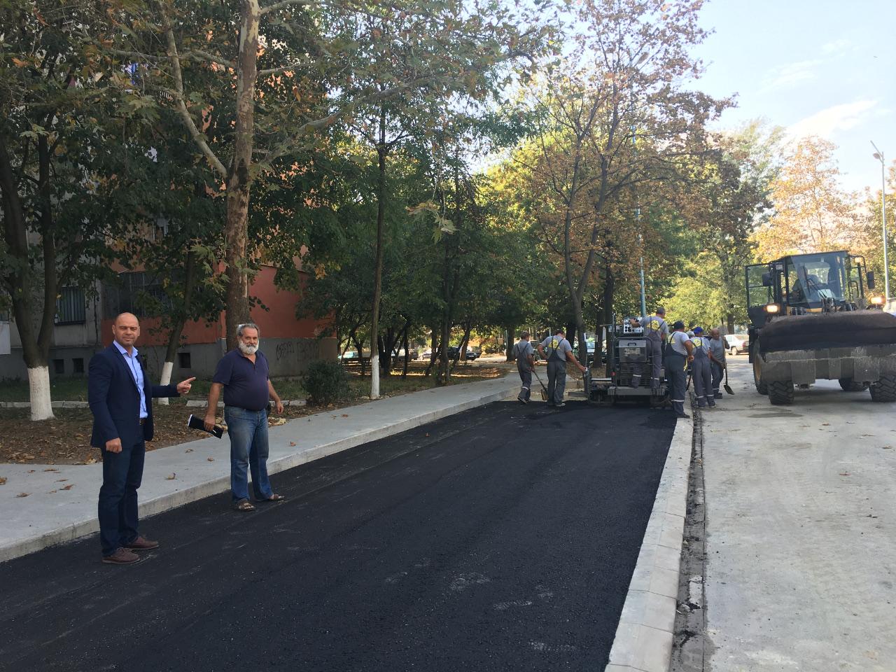Нови 60 места за паркиране в район Тракия