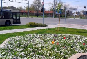 Обновяват поредната светофарна уредба в район Тракия