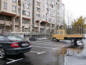 """В """"Тракия"""" откриха голям нов паркинг"""
