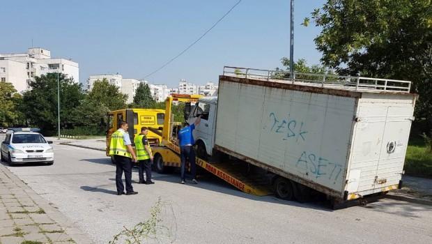 """Репатрират камиони в """"Тракия"""""""