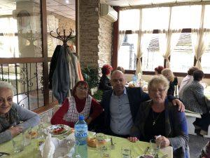 """Кметове гостуваха в клуб на пенсионерите в """"Тракия"""" за празника им"""
