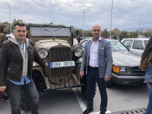 "Костадин Димитров даде старт на ретро рали ""Родопи"""