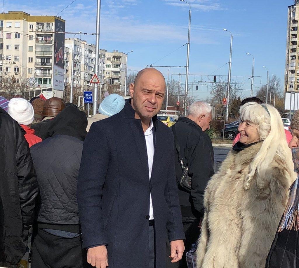 """Благотворителен обяд в """"Тракия"""" за Антоновден"""