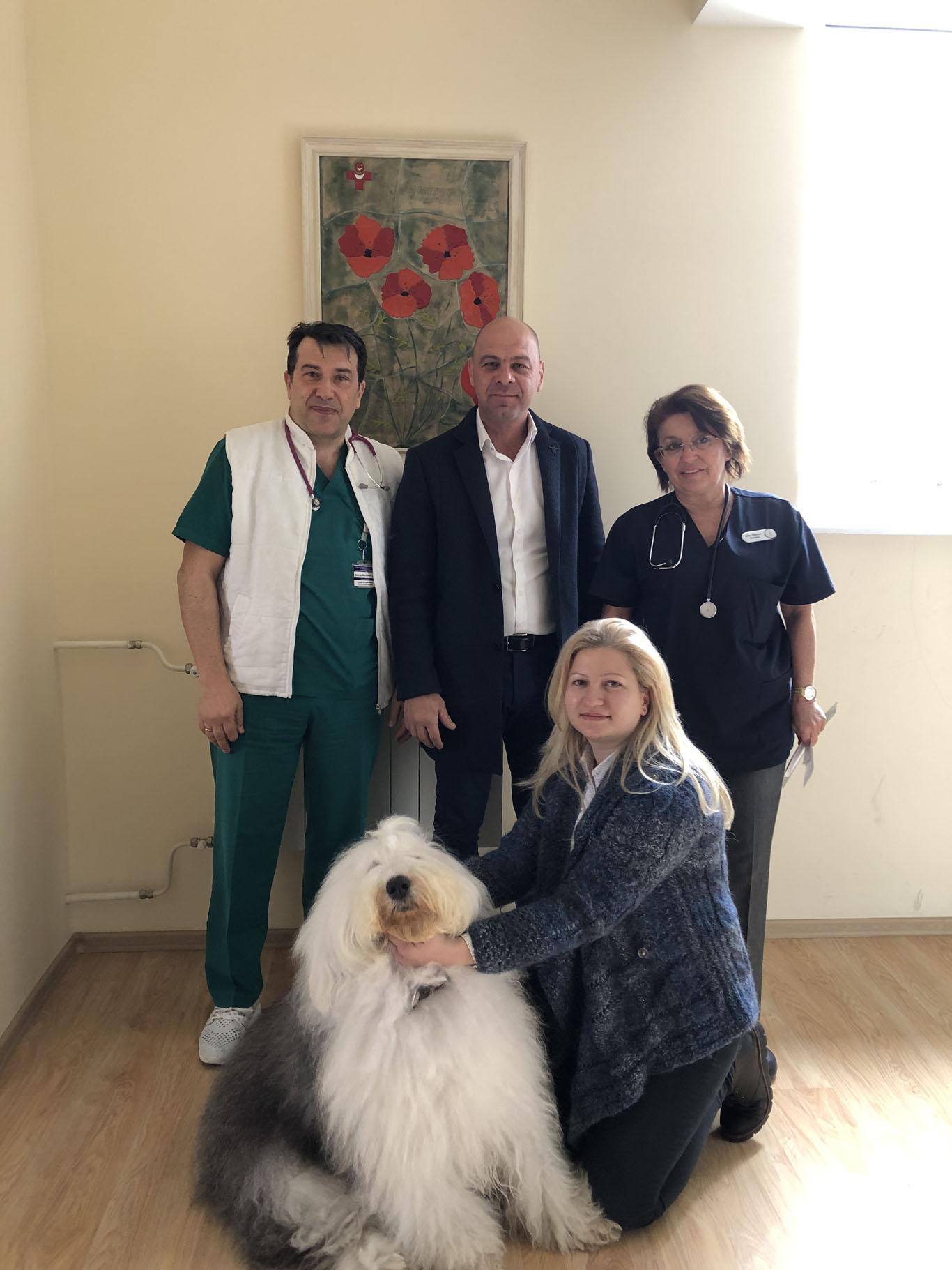 Костадин Димитров подкрепи дарителска кампания за нова детска клиника