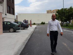 """В """"Тракия"""" преасфалтираха улица като част от кампанията """"Стъпка в повече"""""""