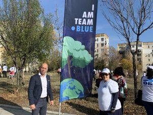 Изграждат нова зелена зона в Тракия