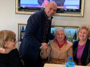 "Костадин Димитров: Работим за нов пенсионерски клуб в ""Тракия"""