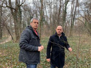 """Започва почистване в най-големия парк в """"Тракия"""""""