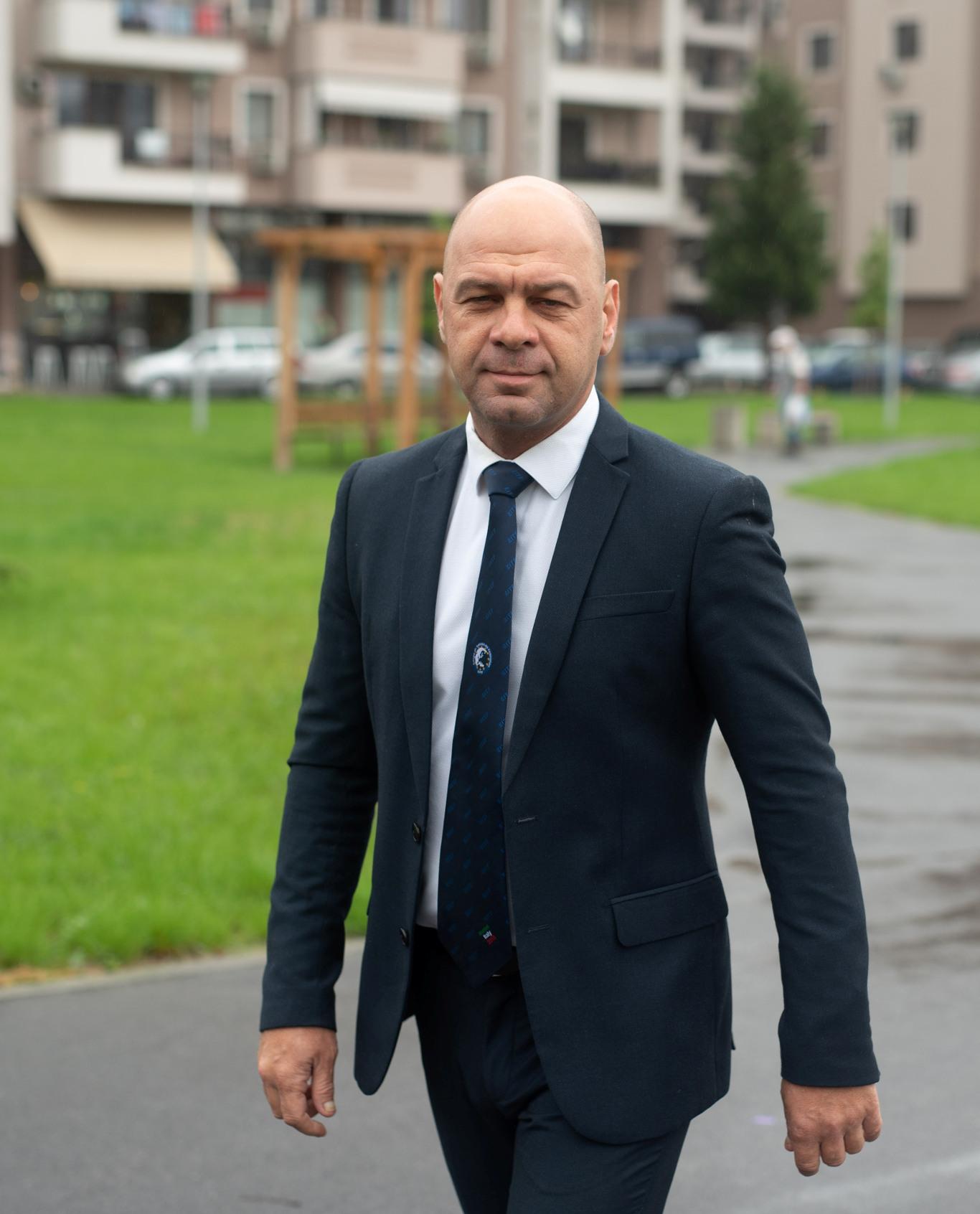 Кметът на Тракия Костадин Димитров