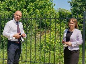 Нова ограда и охрана контролират достъпа до Ботаническата градина в Пловдив