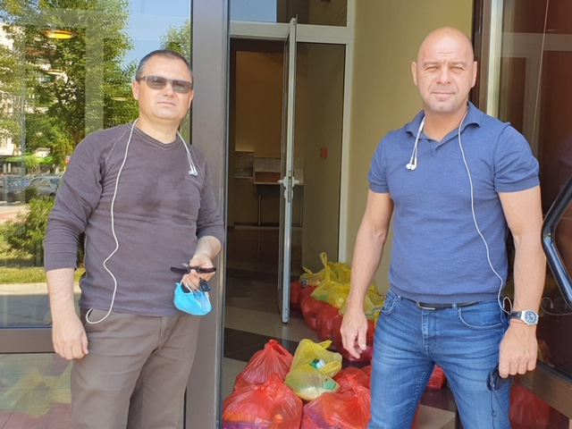 """В """"Тракия"""" с поредна подкрепа за нуждаещи се семейства"""