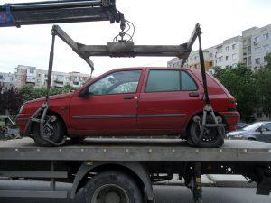 Вдигат изоставени автомобили от общeствени терени в Тракия