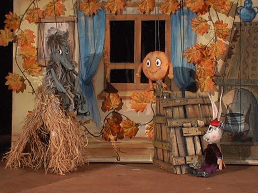 Безплатен куклен театър в район Тракия