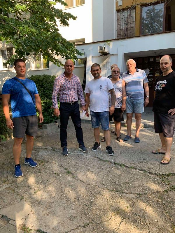 Костадин Димитров обсъди с жители предстоящи ремонти в Тракия