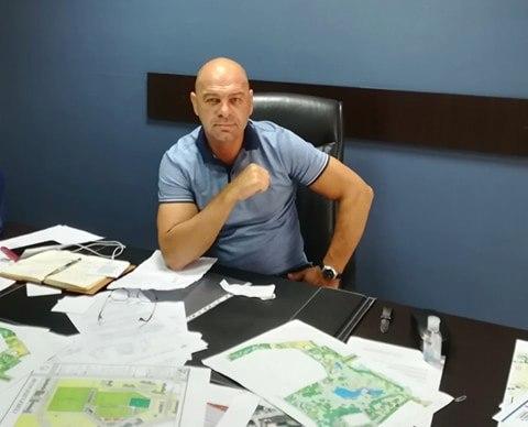 Костадин Димитров - кмет на район Тракия