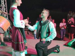 Предложение за брак на петия Народен събор Пловдив