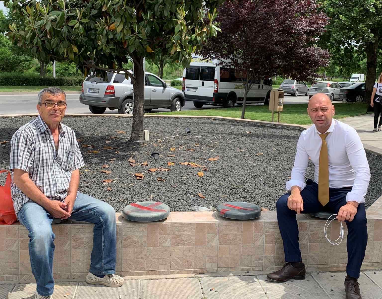 """Приемната на кмета на """"Тракия"""" Костадин Димитров засега само онлайн"""