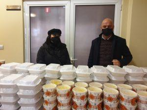 """В """"Тракия"""" нова помощ от дарители за хора в затруднение"""
