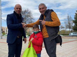 Костадин Димитров открива нова площадка за домашни любимци