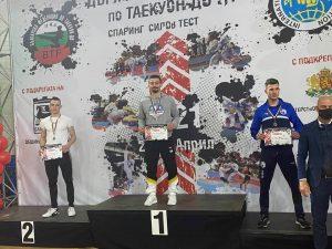"""14 медала за АСТК """"Тракия"""" от държавното по таекуон-до ITF"""