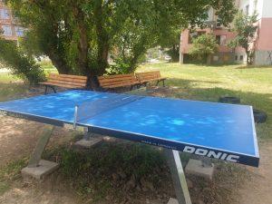 """""""Тракия"""" има ново зелено пространство за спорт и отдих"""