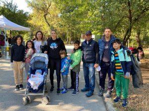 """Мисия """"Лаута"""" обедини доброволци и компании, стотици почистиха парка"""